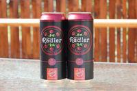 RADLER Sour Cherry fruit beers in 500ml CAN