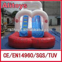 2013 Big Kahuna inflatable water slide for sale