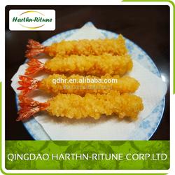 frozen Stretched PTO Tempura frozen shrimp
