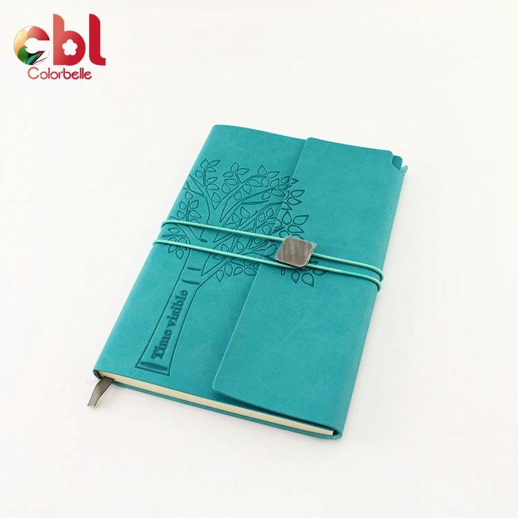 CBL serratura diario note book cover jotter notebook in pelle personalizzati