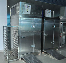 Commercial stainless steel blast Freezer/quick freezing for meat, fish, flour