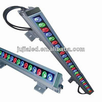high power RGB outdoor led wall washer for building facade lighting