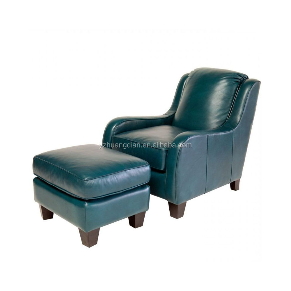 latest design hotel bedroom lounge chair and ottoman yg7028