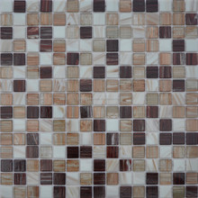 golden select mosaic wall tile iridescent glass mosaic tile pearl glass mosaic tile