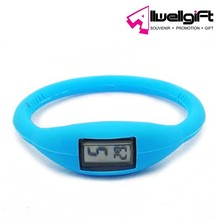 Unisex Silicone watch silicon bracelet watches for kids