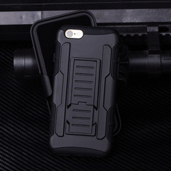 2015 Manufacturer Wholesale for iphone 6s Armor Impact Skin Holster Protector Combo Case cover, mobile phone cases for iphone 6s