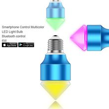 led wifi controller Bluetooth sliver led lamps with Free APP