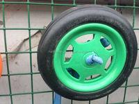 solid air pneumatic rubber wheel_ PU foam wheel_ PU solid wheel
