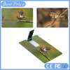 Wholesale classic credit card usb with free logo printing