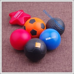 Cheap wholesale stress ball with custom Logo