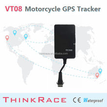 2015 Thinkrace Motorcycle gsm gps tracker VT08 with sim card