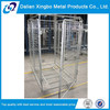 Collapsible Galvanized Wire Mesh Roll Metal Cage