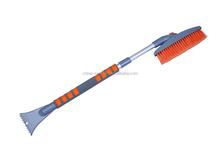 "46"" extender snow broom with scraper & active snow head"