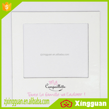 XG2059 chinese manufacturers soft pvc resin 2015 handmade art paper refrigerator magnettor magne