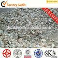 Al2o3 78% bauxita calcinada de mineral y la venta caliente y el precio más bajo