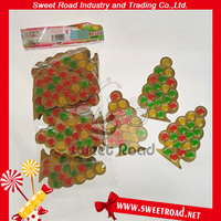 Grape Cluster Tree Shaped Jelly Bean