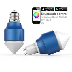 bluetooth wireless led light ztl play by SmartPhone