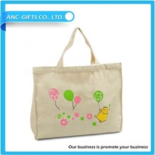 Most Beautiful Promotional High Quality canvas woman handbag