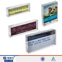 2015 Imported acrylic photofunia frame,acrylic magnetic photo frame,acrylic picture frame insert