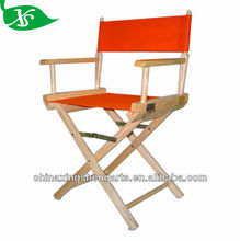 Wooden executive office chair