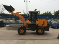 2015 New Design Hot Sale ZLY 1.5Ton wheel loader with lowest price (More models for sale)