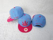 Top quality professional tropic snapback cap