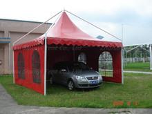 Wind resistant de tent garden tent