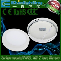 18W led light panels surface mounted Zhong shan factory