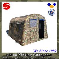 Temporary barracks canvas 1 man military pop up tent