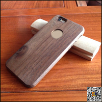 Real wood Case for iPhone6/Wooden housing for iPhone 6 Plus/for iPhone 6 Plus real wood Cover 2015