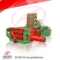 Baling machine for aluminum scrap (YD-250)