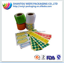 Factory produce double side adhesive sticker