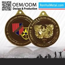 Beautiful design ODM/OEM car emblem medal