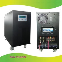 5kw hybrid solar inverter / charger controller for solar panel with LCD display