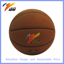 Custom rubber basketballs,cowhide PU leather basketball,top quality basketball