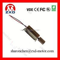 corelss 7mm small battery powered motor