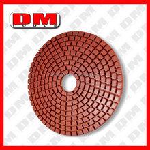 Bottom price Cheapest diamond dry hand polishing pads