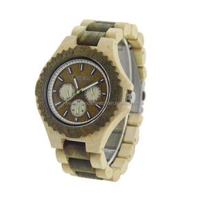 Venda Stock MOQ 10 pcs caro Assorted luminosos do relógio De Madeira De Bordo e Madeira de Sândalo