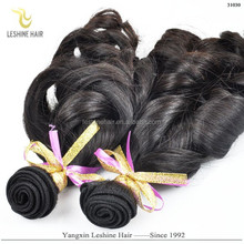 2015 New Arrival No Tangle Free Shedding Virgin Unprocessed long 16 inch hair extensions