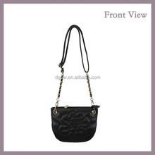 2015 New Fashion PU Shoulder Bag Sling Bag with Long Adjustable Strap