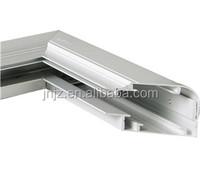 Extruded aluminum profile price 6061 6063 aluminum profile for picture frames