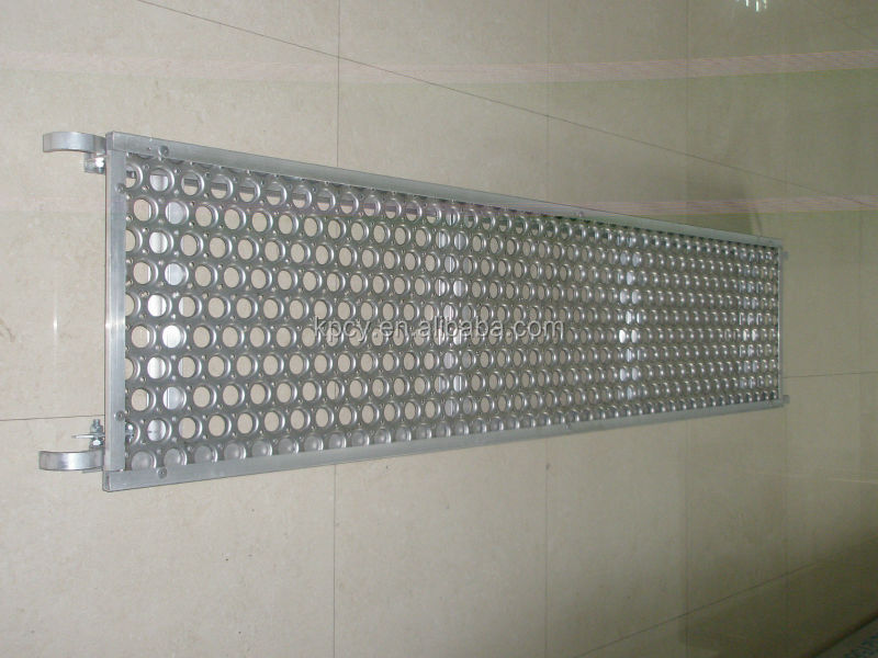 Advanced Walking Scaffolding Boards : Steel plank for sale made in china aluminium