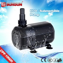 High quality ABS material water pump submersible