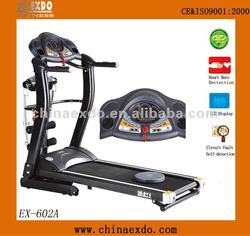 Power Systems healthcare treadmill mini manual treadmill sit up exercise equipment EX-602A
