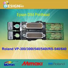 Venta original y nuevo vp-540 cabezal de la impresora dx4 con rand números