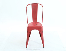 2015 The cheap antique metal restaurant furniture,metal resturant chair