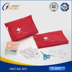 0 risk Professional emergency nylon mini first aid kit