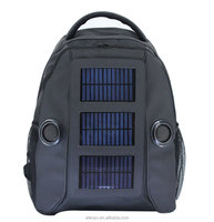 functional backpack solar with speaker