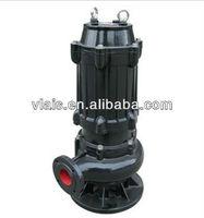 WQ Series submersible sludge pump mud pump 2013 top sale good quality