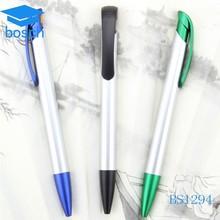 Business elegant promotional plastic pen